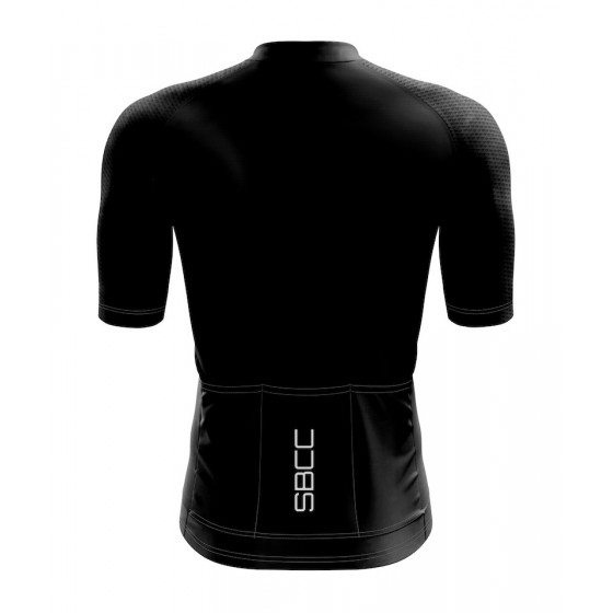 Cycling Jersey Black Panther