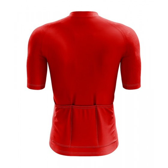 Cycling Jersey Red
